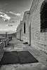 The old tuna factory in Favignana (ganagafoto) Tags: ganagafoto travels viaggi europe europa italy italia sicily sicilia favignana tonnara tunafactory bw bn industrialarcheology archeologiaindustriale