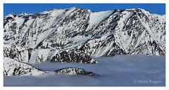 UP © Nicola Roggero (Nicola Roggero) Tags: nicolaroggero prali piedmont alps snow fog up colors blue white nikon d7200 mountains montagne valgermanasca