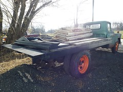 Chevy 6500 Flatbed (dfirecop) Tags: dfirecop photography photo picture pennsylvania pa 1955 chevy 6500 flatbed truck middletown