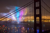 The Colors of San Francisco (Thomas Hawk) Tags: 75thbirthdaygoldengatebridge america batteryspencer california goldengatebridge marin marinheadlands sanfrancisco usa unitedstates unitedstatesofamerica bridge fireworks millvalley us fav10 fav25 fav50 fav100