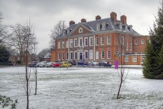 Tadworth Court, Surrey, 1 March 2018