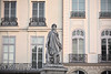 a Paris (RTsan) Tags: camcmullenphotography architecture french statute building street apartment city paris france europe pink eos5dmarkii canon ef50200mmf3545l