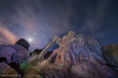Venus rises over Elefant Rock (Ansgar Hillebrand) Tags: venus elefantrock valleyoffire nevada usa usasouthwest usa2014 nikon nikond800e nikond800 d810 d850 d800 d800e night nightshot stars star nightsky nature natur naturebynikon supernatural