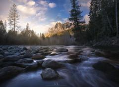 Castle Crags - Northern California (wesome) Tags: adamattoun castlecrags california sunrise