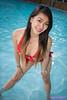 McDonald's bikini (The Doppelganger) Tags: bikini swimsuit mcdonalds asian cute colossalconeast colossalconeast2017