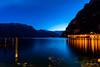 Riva del Garda (--marcello--) Tags: longexposure lungaesposizione rivadelgarda lago lagodigarda garda trentino italy italia paesaggio landscape panorama bluehour