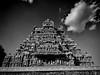 Sri Ranga Sri Ranga Sri Ranga (Prabhu B Doss) Tags: prabhubdoss travelphotography temple templearchitecture architecture tamil tamilnadu india incredibleindia gopuram gopurams towers pyramid clouds ancient blackandwhite bnw bw