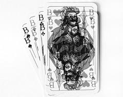 smiling jack (ELECTROLITE photography) Tags: smilingjack jack card cards karten kartenspiel bauer bube highkey doubleexposure doppelbelichtung blackandwhite blackwhite bw black white sw schwarzweiss schwarz weiss monochrome einfarbig noiretblanc noirblanc noir blanc electrolitephotography electrolite