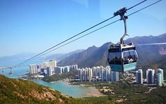 Nong Ping 360 Cablecar (sembach001) Tags: cablecar hongkong asia landscape