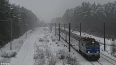 EP07-357 (Kolejarz00) Tags: train ic 303e ep07 strzelceleśne