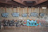 Klok, Pesoe, Veoh, Give (NJphotograffer) Tags: graffiti graff new jersey nj bridge klok void crew pesoe peso veoh give