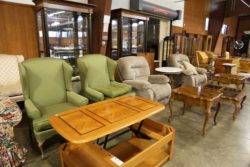 Green Wingback Chairs ($358.40)