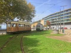 Massarelos (ernstkers) Tags: 275 287 bonde brill porto portugal stcp stcp275 stcp287 streetcar tram tramvia tranvia trolley eléctrico strasenbahn spårvagn
