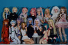 My Angel Philia & Pink Drops Collection (Nyx ☆) Tags: angel philia pink drops quarantotto anime doll bjd ball jointed manga otaku dollphotography japanesedoll figure