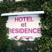 A hotel near Albi, France