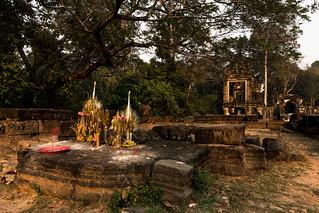 Angkor   |   Preah Khan Offerings
