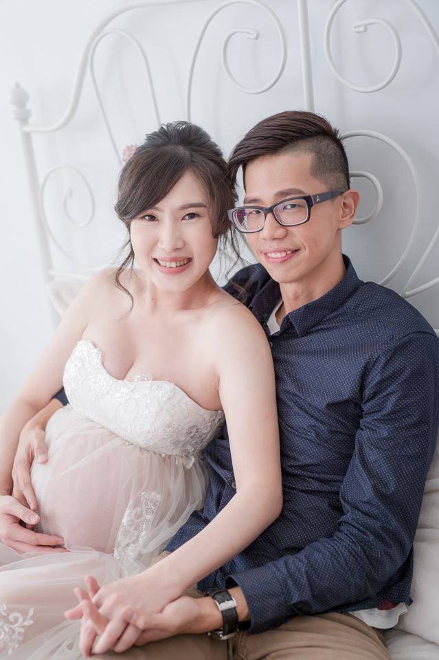 推薦 台南孕婦照 清新唯美風格 YY 008