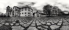 Schlosskirche und Deutschordensschloss Bad Mergentheim
