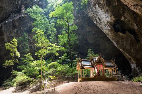 Phraya Nakhon Cave, Sam Roi Yot national park, Thailand