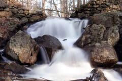 7-watermark-L (Brian M Hale) Tags: rutland ma mass massachusetts newengland new england usa outdoors outside water fall falls waterfall nature river stream long exposure breakthrough filters brian hale brianhalephoto