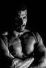 Studio Anthony (décembre 2017) (Vision Factory) Tags: blackandwhite physique portrait man bw nb muscle male homme gymnastic sport fitness bodybuilding studio masculin noiretblanc