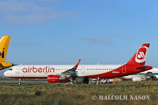 A321-211 OE-IFY ex D-ABCV to be CC-BER AIR BERLIN colours
