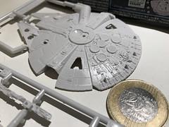 20171206_174644014_iOS (FarFarAway_ScaleModels) Tags: starwars sw episode7 tfa theforceawakens millenniumfalcon milennium jakku destroyer scalebuild modellkit model makett diorama scratchbuilt scratchbuild kitbash