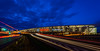 Das Parkhaus II...... (kanaristm) Tags: bosch parkhaus stuttgart badenwürttemberg baden württemberg germany parking garage a8 west east autobahn kanaris kanarist kanaristm tkanaris tmkanaris copyright2018tmkanaris copyright2018kanaristm tmk cars autos light lighttrails lowlight trails lights white red blue bluehour