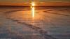 Lake Michigan at -2F (David C. McCormack) Tags: eos6d environment greatlakes inspiration lakemichigan lakefront lake landscape midwest nature outdoor sunriseset sunrise wisconsin winter frozen