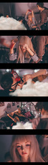 s1-5 (mimiau_m) Tags: bjd bjdstory asian doll dollshe saint recast outdoors dollstory zaoll luv