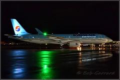 HL8093 Korean Airlines (Bob Garrard) Tags: hl8093 korean airlines bombardier bd500 cseries cs300 anc panc