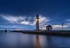 Bitter Cold! (karindebruin) Tags: nederland hellevoetsluis voorneputten lighthouse vuurtoren sunset zonsondergang leefilters littlestopper nd06hardgrad zuidholland water