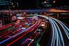 Akasaka Mitsuke (takanorimutoh) Tags: cityscape nightscape japan tokyo lighttrail longexposure