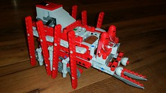 ImperialGuardWalkerSide (Daddy Ogre) Tags: lego starwars febrovery technic powerfunctions space spider
