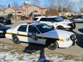 Wayne County Sheriff Department