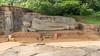J3. Polonnaruwa - Gal Viharaya (Parinirvana) (Darth Jipsu) Tags: carving historic cholas landmark srilanka buddha galviharaya religion unesco buddhism polonnaruwa ruins parakramabahu ceylon ceylan architecture parinirvana statue sacred temple shrine nissankamallapura northcentralprovince lk