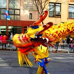 Dragon Chinese new year flushing queens nyc thumbnail