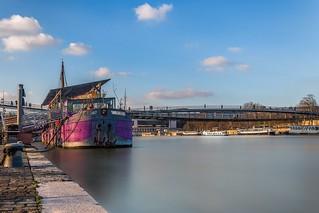 La Seine haute en couleurs...