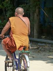 Buddhist college, Pattaya, Thailand