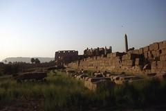 EGYPTE (1980) - Autour du Nil (Julio Herrera Ibanez) Tags: egypte temples lenil