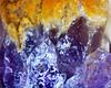 Quartz var Amethyst 01 10x (rcblackmi) Tags: rock mineral photomicrograph quartz amethyst geology macro
