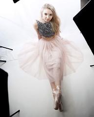 Behind the scenes (drhalsteadphotography) Tags: teenager girl fallen behindthescenes studio broken alone beautiful teen dancer pink pageant story blonde dance