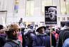 (erinsheridan) Tags: 40wallstreet wallstreet wallst haiti elsalvador immigrants immigrantsrights protest trump trumpbuilding resistance nyc newyork manhattan