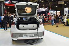 Hyundai Ioniq Electric (chooyutshing) Tags: hyundaiioniqelectric motorcar singaporemotorshow2018 motortradersassociationsingapore sunteccityconventioncentre singapore