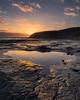 Kimmeridge (Andrew G Robertson) Tags: kimmeridge dorset jurassic coast sunset sunrise rockpool seascape waterscape reflection
