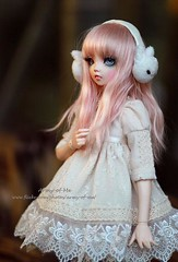 Into the Woods (Army-of-Me) Tags: bjd abjd asian ball jointed doll msd minifee mio minifeemio fairyland fairy land