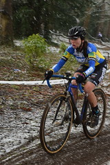 DSC_0062 (sdwilliams) Tags: cycling cyclocross cx misterton lutterworth leicestershire snow