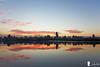 2017-12-23 忠孝碼頭日出 (Steven Weng) Tags: 忠孝碼頭 日出 雲 台灣 台北 taiwan taipei sunrise cloud 倒影 canon eos5d2 ef1740