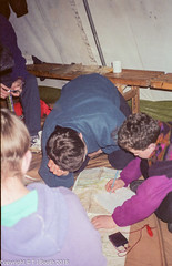 Polar Bear Camp 1996 (Tim Booth) Tags: 1stfinchampstead camps derbyshire edale england polarbearcamp1996 scouts