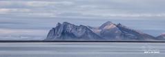 East of Vestrahorn (macdad1948) Tags: iceland reflections vesterhorn sunrise sea cliffs clouds vestrahorn lon lagoon